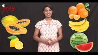 The Best Fruits To Have For Breakfast - Health Tips - Easy Recipes - Easy Tips