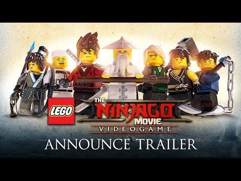 The LEGO Ninjago Movie Video Game: Official Announce Trailer thumbnail