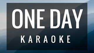 One Day (KARAOKE)   Tate McRae