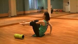 光海先生のダンスレッスン〜内腿トレーニング〜のサムネイル