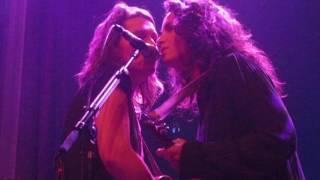 Brandi and Catherine Carlile