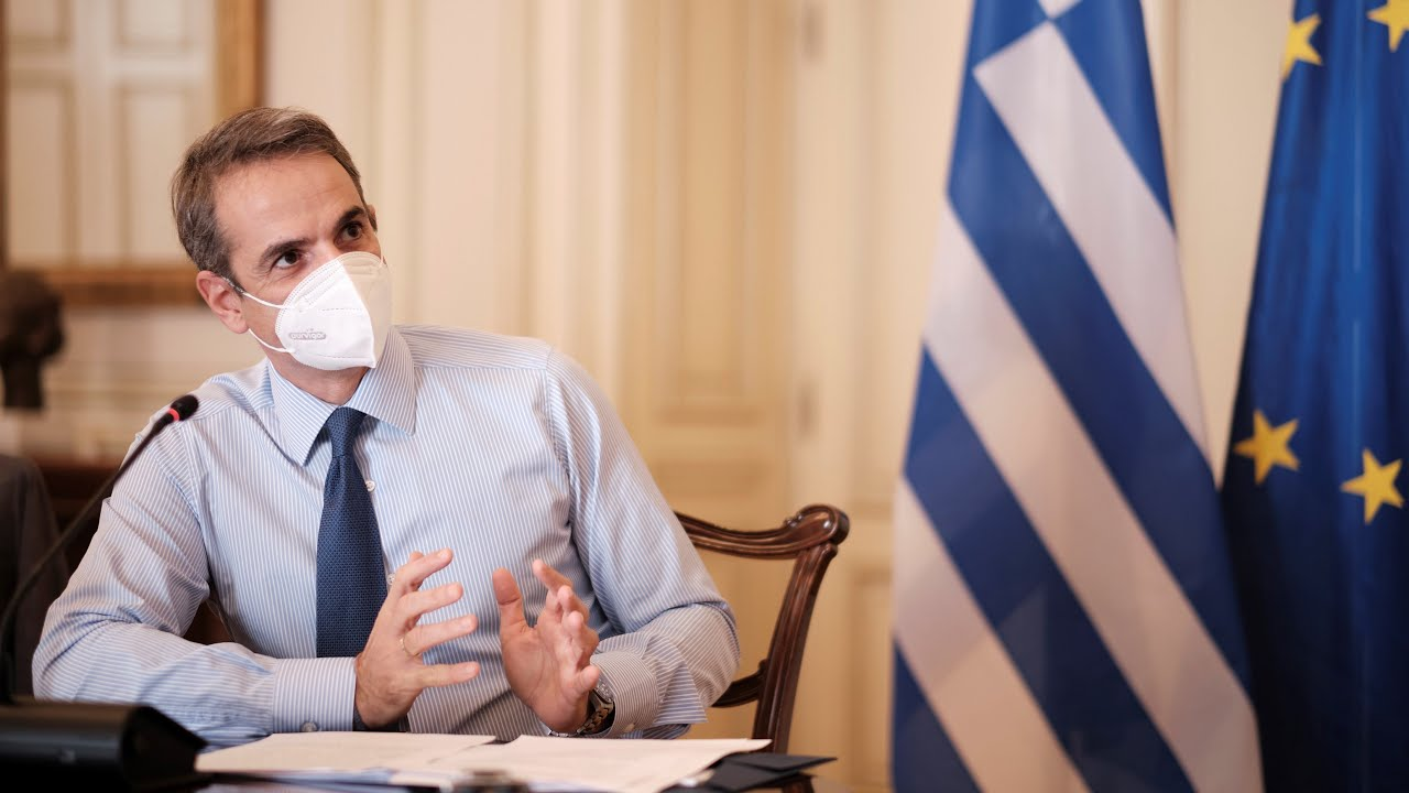Παρέμβαση στη συνεδρίαση του Υπουργικού Συμβουλίου για την ανάπτυξη ελληνικού rapid test αντιγόνου