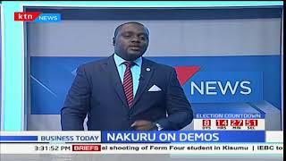 NAKURU ON DEMOS: Urge security agents to ensure peace