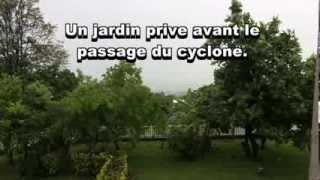 preview picture of video 'Cyclone Réunion - Bejisa 2014 - Rivière Saint Louis'