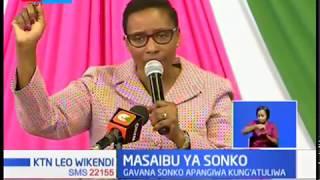 Kitumbua cha Sonko chaingia mchanga madiwani wakitafakari pendekezo la kumng'oa mamlakani