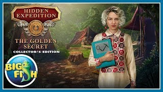 Hidden Expedition: The Golden Secret Collector's Edition video