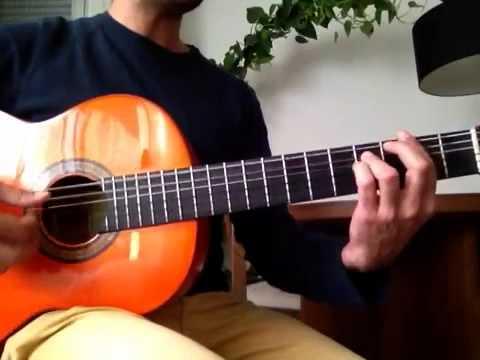 Guitarra - No estamos locos (Ketama)