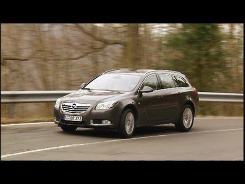 Opel Insignia Caravan