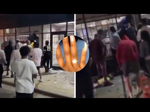 Self Snitching: Minneapolis Man Loots 💍 & Proposes 2️⃣ GF