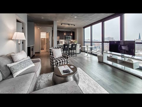 A furnished West Loop two-bedroom steps from Union Park at The Mason