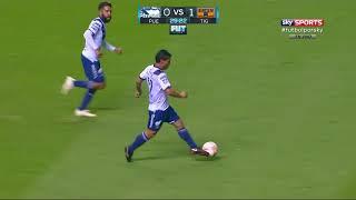 Resumen   Puebla 1 - 1 Tigres UANL   LIGA Bancomer MX - Clausura 2019  - Jornada 16