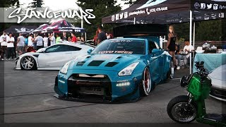 The Best Show. | My Stance Wars Experience #OurLife