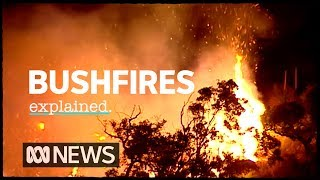 Fire seasons in Australia are getting longer and more intense