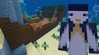 Minecraft Xbox   SHIPWRECK TREASURE!! [379]