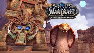 World of Warcraft #99 - Virei uma cobra!