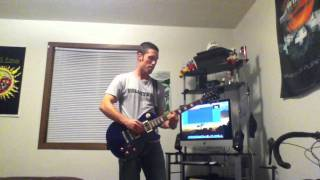 311 Guitar Cover (Beyond The Gray Sky)