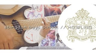 【弾いてみた】 abingdon boys school // HOWLING (guitar cover)