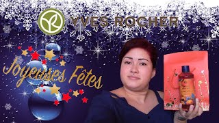 UNBOXING YVES ROCHER || Collection Noël 2020