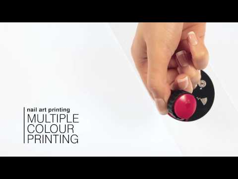 Ultimate Nail Art: Nail Art Printing