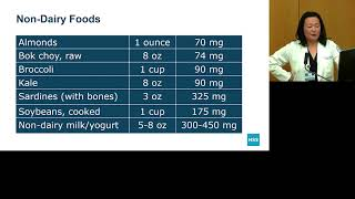 Nutrition for Bone Health Calcium and Vitamin D