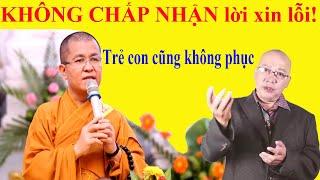 Lời xin lỗi của TS Dương Ngọc Dũng nhận phản ứng gay gắt từ Giáo hội Phật giáo Việt Nam