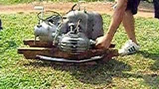 bmw r50/2  test engine  Thailand