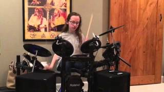 Who Knows - Zac Brown Band Drum Cover