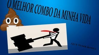 O COMBO MAIS ÉPICO DA MINHA VIDA!!!