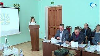 Ирина Тихая и Дмитрий Цветков поборются за пост Главы Окуловского района