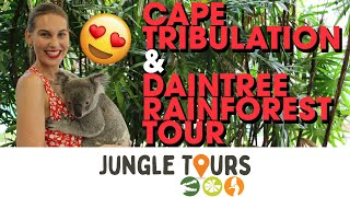 Cape Tribulation & Daintree Rainforest | Jungle Tours | Queensland, Australia