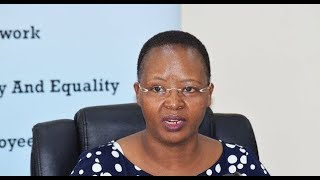Suspended KNH CEO Lily Koros claims recent incidents may be a ploy to discredit her