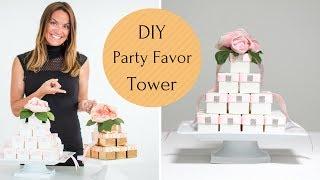 Wedding Favor Box Decoration Ideas | Wedding Favors, Bridal Shower Favors, Baby Shower Favors