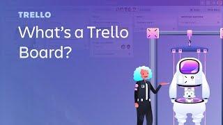 Trello Tutorial Explaining - What is a Trello Board?