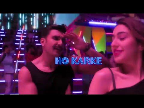 Jaha jaha jau mere piche piche aaye- Aakh Maarey Remix   SIMBA   Latest Bollywood Hindi Songs