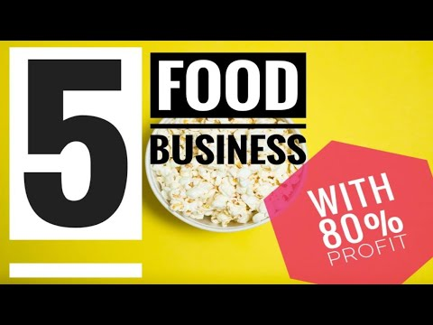 , title : '5 Extremely Profitable Food Businesses | Over 80% Profit | Invest Less than $1,000