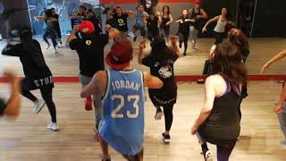 """"""" Jump around """" Bounce Dance Fit KL instructor course training 12/11/17"""