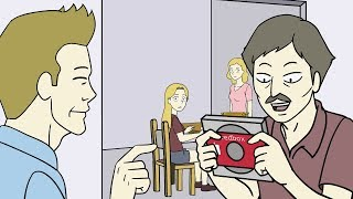 True Neighbor Horror Story Animated