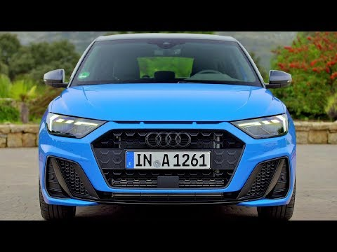 2019 Turbo Blue Audi A1- Sporty, Powerful And Efficient