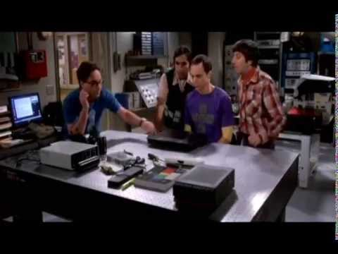 The Big Bang Theory 8.05 (Preview)