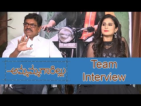 Ammammagarillu Movie Team Interview