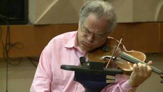 The Perlman Music Program in Jerusalem 2010: Itzhak Perlman