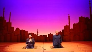 A whole new world... behind the curtains: A backstage look at Disney's Aladdin The Musical