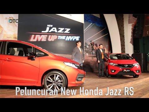 Peluncuran NEW Honda JAZZ I OTO.COM