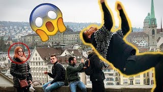 Backflip Challenge Zurich