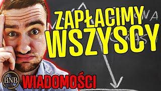 Rząd to PRZYZNAŁ! Polska ZADŁUŻA nas NA DZIESIĘCIOLECIA | WIADOMOŚCI