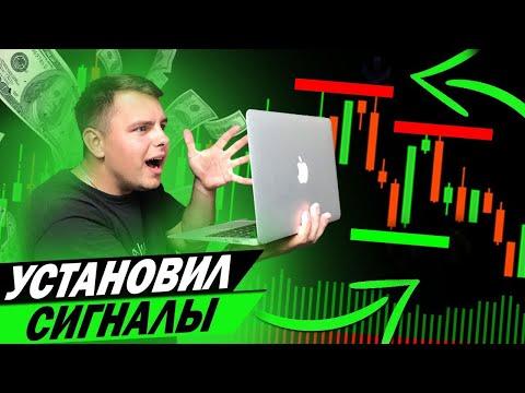 Торговля в интернете бинарными опционами