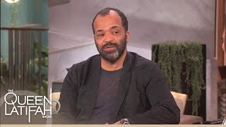 "Jeffrey Wright Discusses ""Westworld"" 
