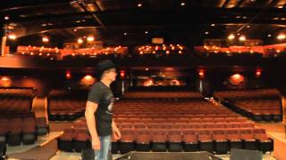 Behind The Curtain: Clay Cooper Theater Video