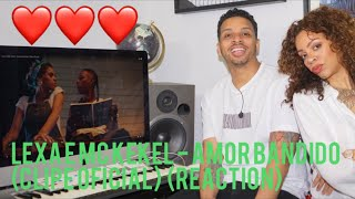 Lexa E MC Kekel   Amor Bandido (Clipe Oficial)  (reaction)