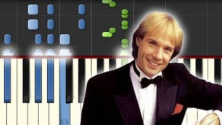 Balada Para Adelina /Richard Clayderman / Piano Tutorial